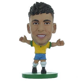 Brasil SoccerStarz Neymar Official Licensed Product