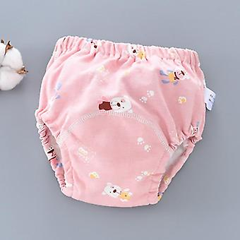 Baby Training Pants Cotton Cloth Baby Diaper Underwear Nappy Pants