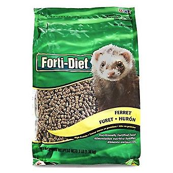Kaytee Ferret Food With DHA Omega-3 For General Health And Immune Support  - 3 lbs