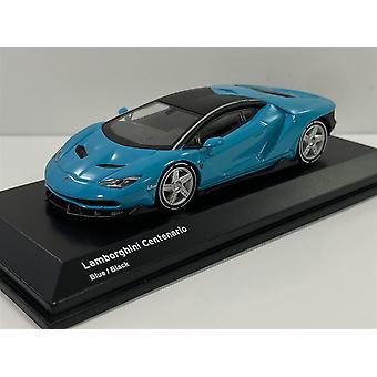 Lamborghini Centenario Blue 1:64 Scale Kyosho 7065A4