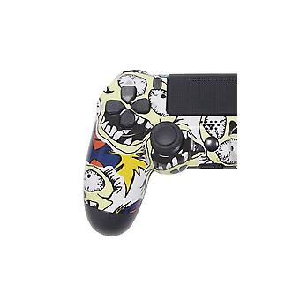 Ghoul Ps4 Controller&ps4 Gamepad, ny trådløs kontroller for Ps4