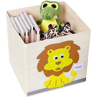 Haushalts-Kinder-Spielzeug-Stoff-Aufbewahrungsbox, große Kapazität faltbare C
