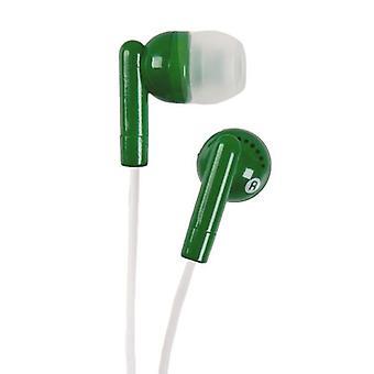 Groov-e GVEB3GN Kandy Earphones - Green