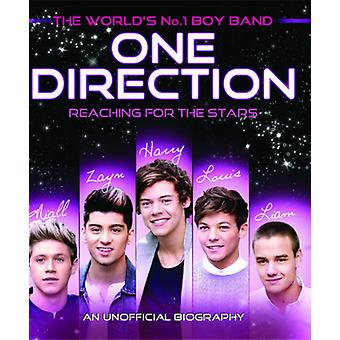 One Direction: Reaching for the Stars [Blu-ray] USA import