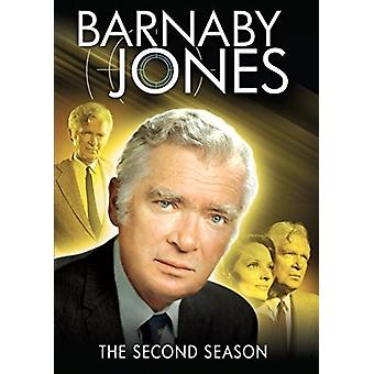 Barnaby Jones: Season 2 [DVD] USA import