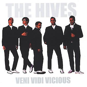 Urticaire - importer des USA Veni Vidi Vicious [CD]