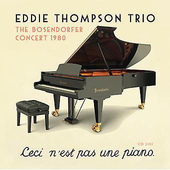 Eddie Thompson - Bosendorfer Concert 1980 [CD] USA import