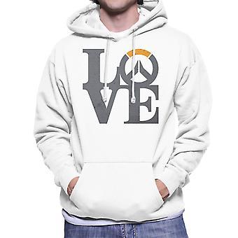 Overwatch Liebe Herren Sweatshirt mit Kapuze