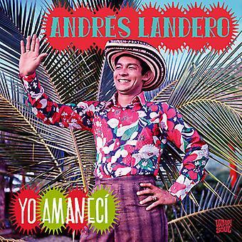 Andres Landero - Yo Amaneci [CD] USA import
