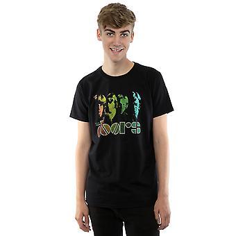 The Doors Men's Band Spectrum T-Shirt