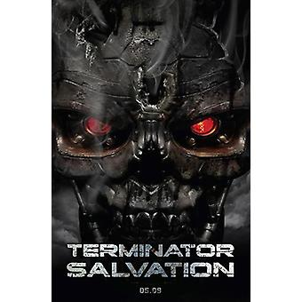 Terminator Salvation filmposter (11 x 17)