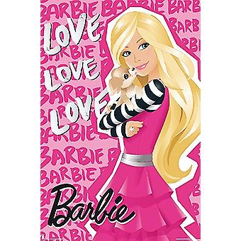 Barbie- Love-Hfe Poster Poster Print