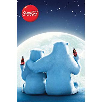 Coca-Cola - Bears Poster Poster Print