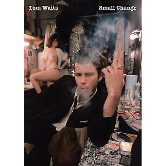 Tom Waits Small Change Poster Poster Print