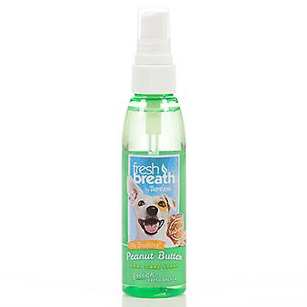 Tropiclean Fresh Breath Peanut Butter Oral Care Spray