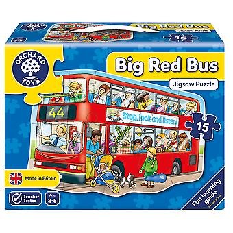 Orchard Big Bus Puzzle
