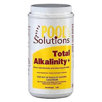 Pool Solutions P36005DE Total Alkalinity Increaser Up Plus 5lb