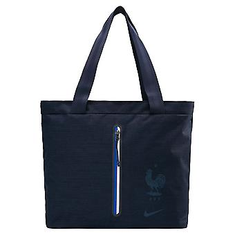 2018-2019 France Nike Tote Bag (Obsidian)