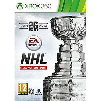 NHL Legacy Edition (Xbox 360) - Fabrik versiegelt