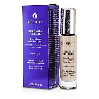 Von Terry Terrybly Densiliss Wrinkle Control Serum Foundation - # 2 Creme Elfenbein - 30ml / 1oz