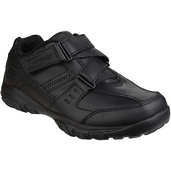 Zapatos Skechers niños Grambler yá Zigzag correa escuela de Oxford