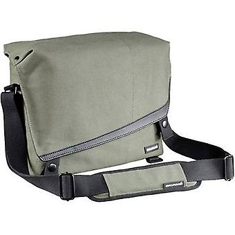 Camera bag Cullmann MADRID TWO Maxima 320+ Internal dimensions (W x H x D) 270 x 220 x 100 mm Laptop compartment, Waterproof, Tablet PC compartment Olive