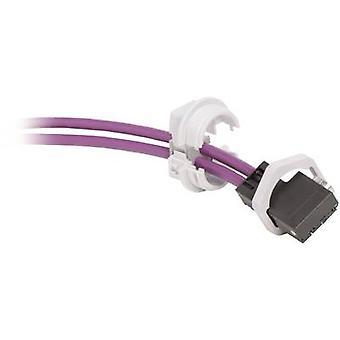 Icotek KVT 40 PB Cable Arandela compartimentable gris 1 PC