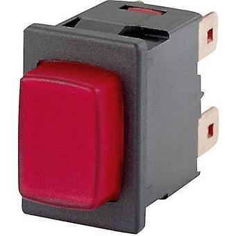 Marquardt 1686.1101 Pushbutton switch 250 V AC 16 A 1 x On/Off IP40 latch 1 pc(s)