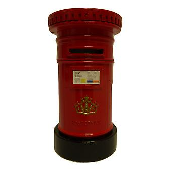 Union Jack Wear Post Box Money Box