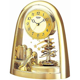 Table - Rotary pendulum clock RHYTHM - 7607-9