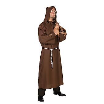 Munk Monk kostume til mænd
