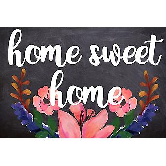Home Sweet Home Poster Print by Jelena Matic