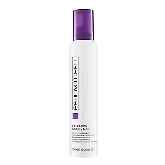 Paul Mitchell Extra Body Sculpting Mousse 200ml