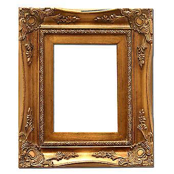 13 x 18 cm of 5 x 7 inch fotolijstjes in goud