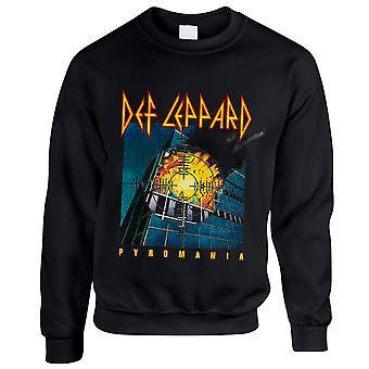 Def Leppard - Pyromania Sweatshirt