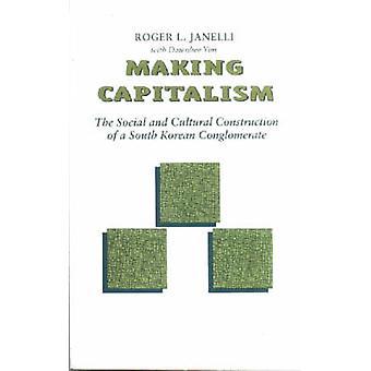 Varauksen kapitalismi - sosiaalista ja kulttuurista rakentamista Etelä Ko