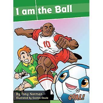 Ik ben de bal - niveau 2 door Tony Norman - 9781841678498 boek