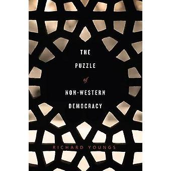 Puzzle Länsi-demokratian Richard Youngs - 9780870034299