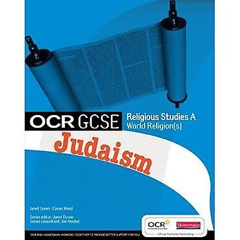 GCSE OCR religionsvetenskap A: judendomen Student Book