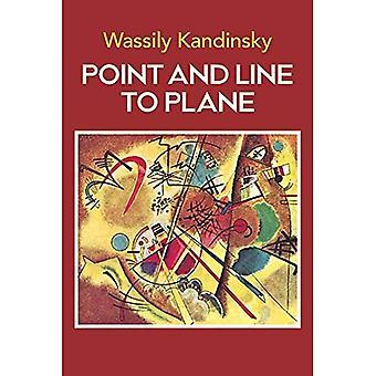Ponto e linha de avião (Dover livros sobre história da arte)