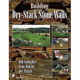 Trocken-Stack steinerne Mauern bauen