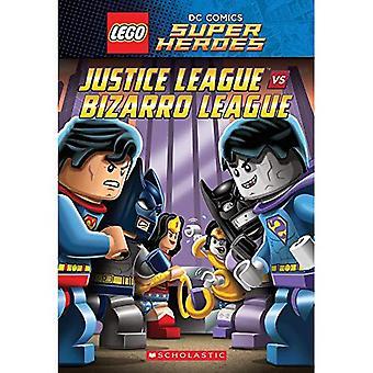 Lego supereroi Dc: Justice League vs bizzarro League