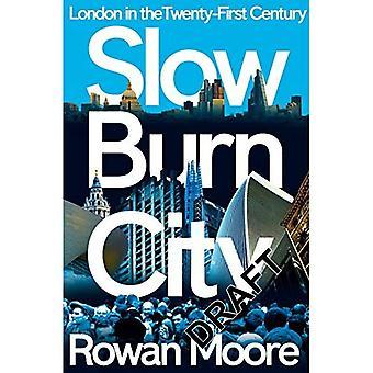 Slow Burn stad: Londen in the Twenty-First Century