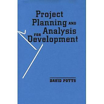 Projectplanning en analyse voor ontwikkeling