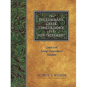Englishman's Greek Concordance and Lexicon: Coded to Strong's Numbering System