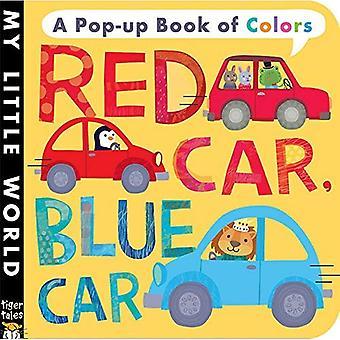 Red Car, Blue Car (My Little World)
