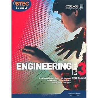 BTEC niveau 3 nationale Engineering Student boek