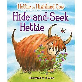Hide-and-Seek Hettie: The Highland Cow Who Can't Hide! (Picture Kelpies)