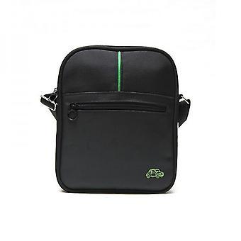 Genuine Branded Fiat 500 Car Bag Black Tablet Messenger Bag Shoulder Strap Case