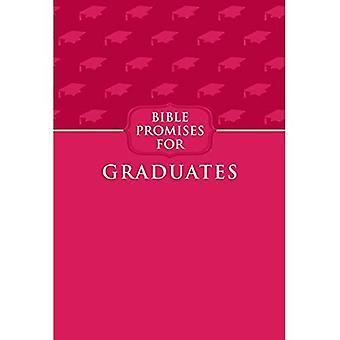 Bijbel beloften voor afgestudeerden (framboos)